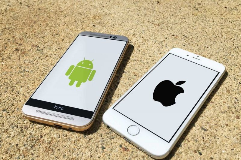 iPhone & Android