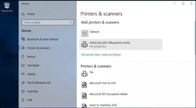 cara menambahkan printer wireless