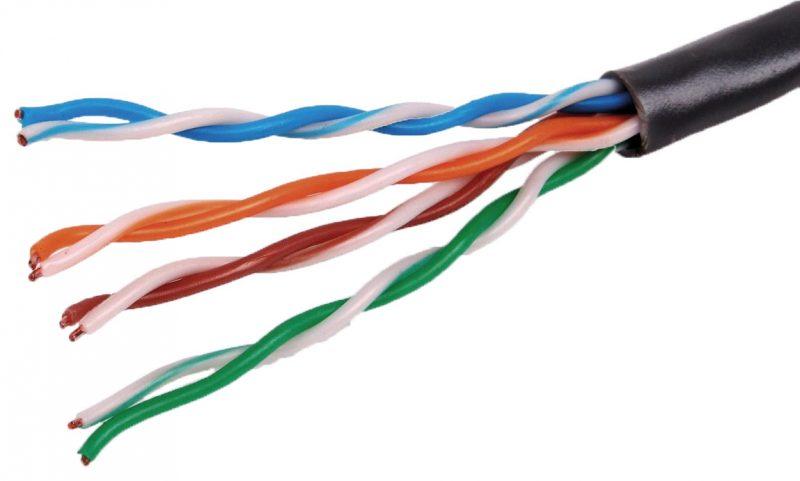 Jenis Kabel Jaringan UTP