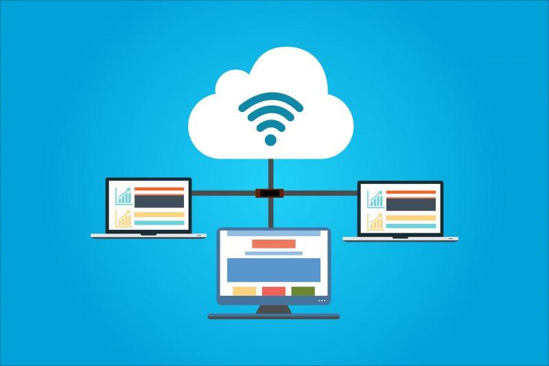 Menyambungkan internet kabel menjadi hotspot