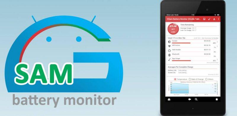 aplikasi monitor baterai android