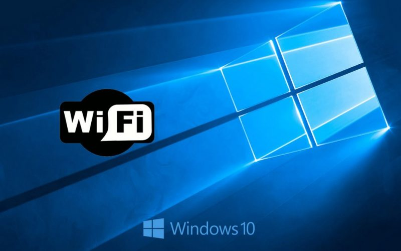 Cara menghubungkan wifi ke laptop windows 10