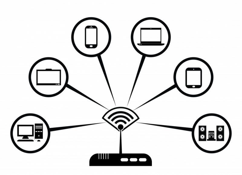 Cara menghubungjkan wifi ke laptop