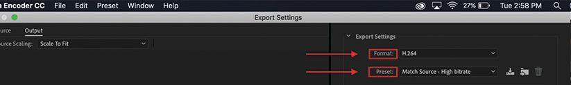 Cara Render (Export) dari After Effect ke Media Encoder