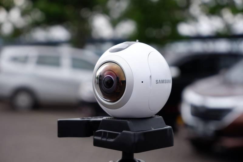 Jenis Jenis Kamera, 11. kamera 360 derajat