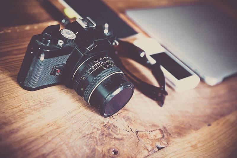 Jenis Jenis Kamera, 1. Kamera DSLR