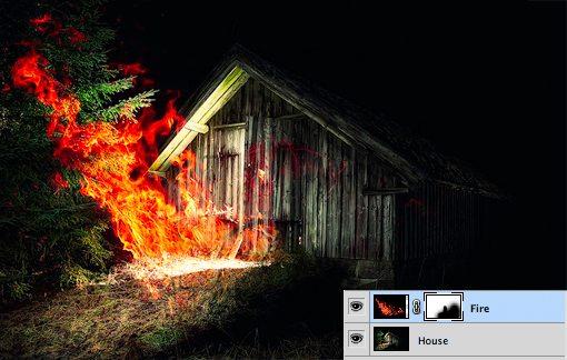 Cara masking di Photoshop