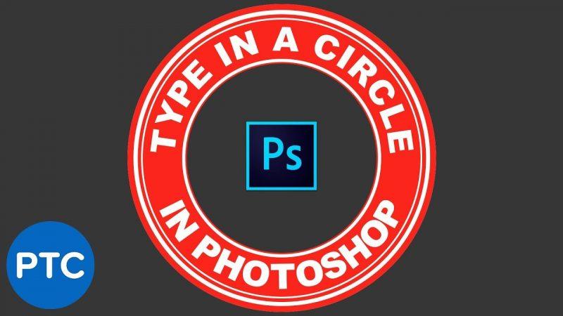 Cara Membuat Tulisan Melengkung di Photoshop
