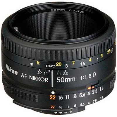 jenis lensa kamera : Prime