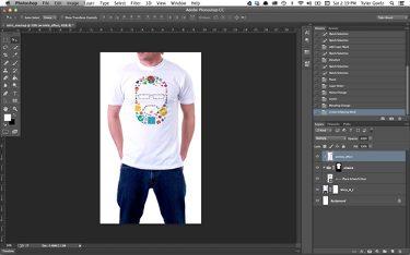 Cara Membuat Desain Baju di Photoshop