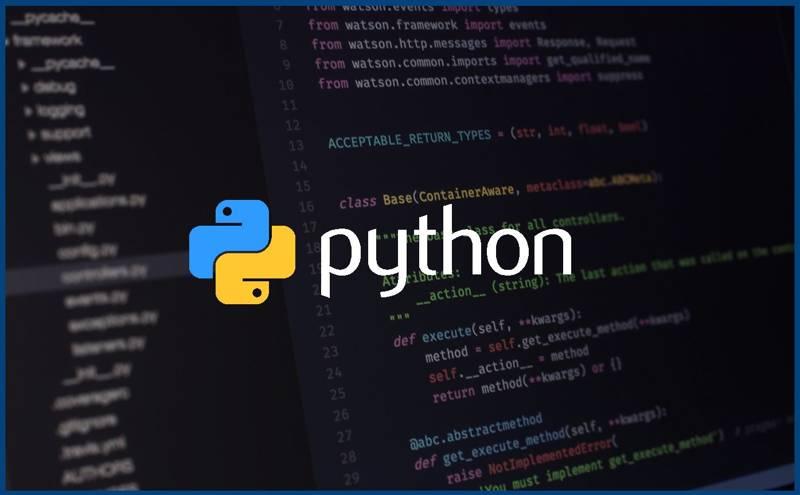 pemrograman python