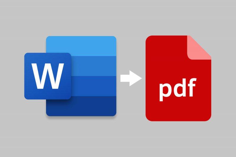 Konversi Word ke PDF Secara Gratis