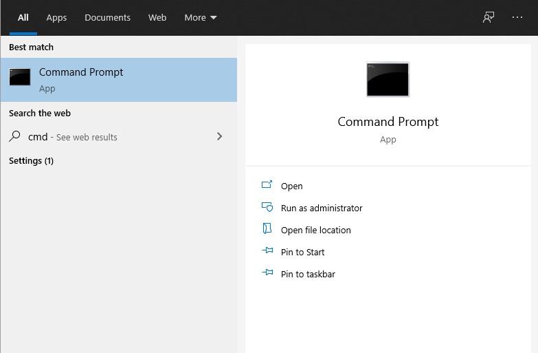 Cara Mengetahui Tipe Laptop dengan command prompt